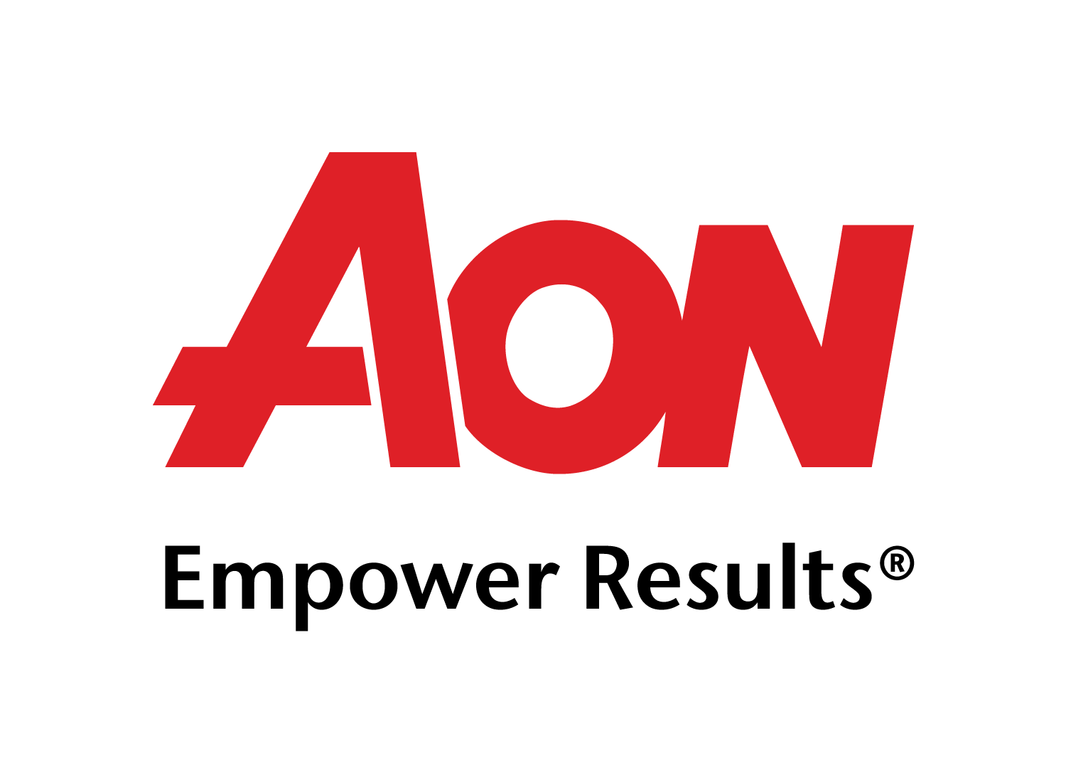 AON logo with tagline empower results