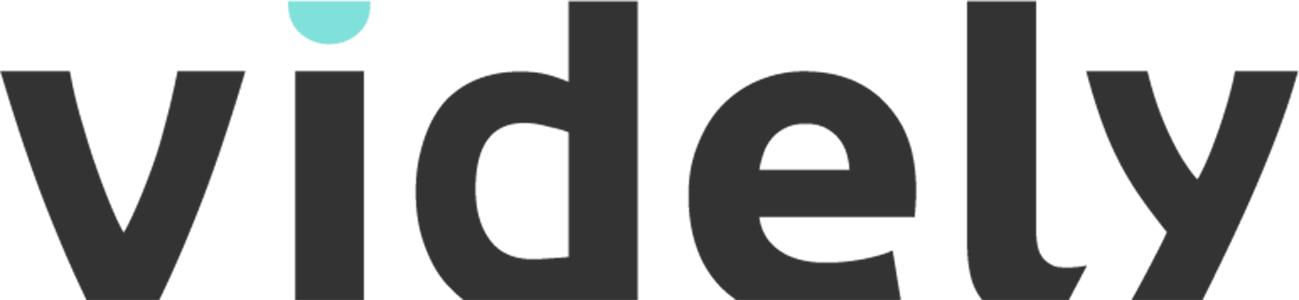 videly logo