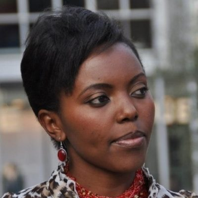 Martha Mghendi-Fisher